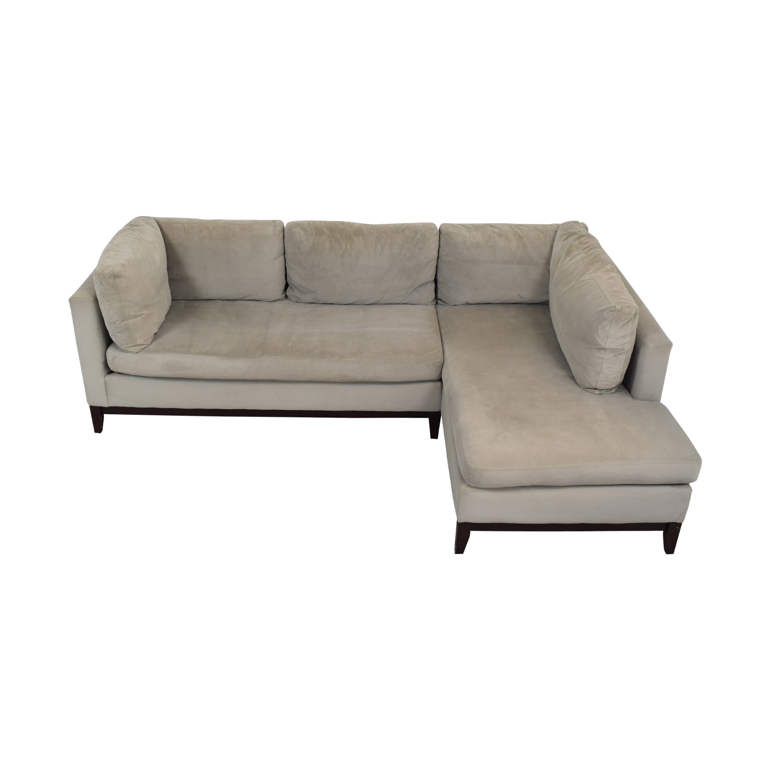 West Elm West Elm Blake Chaise Sectional Sofa coupon