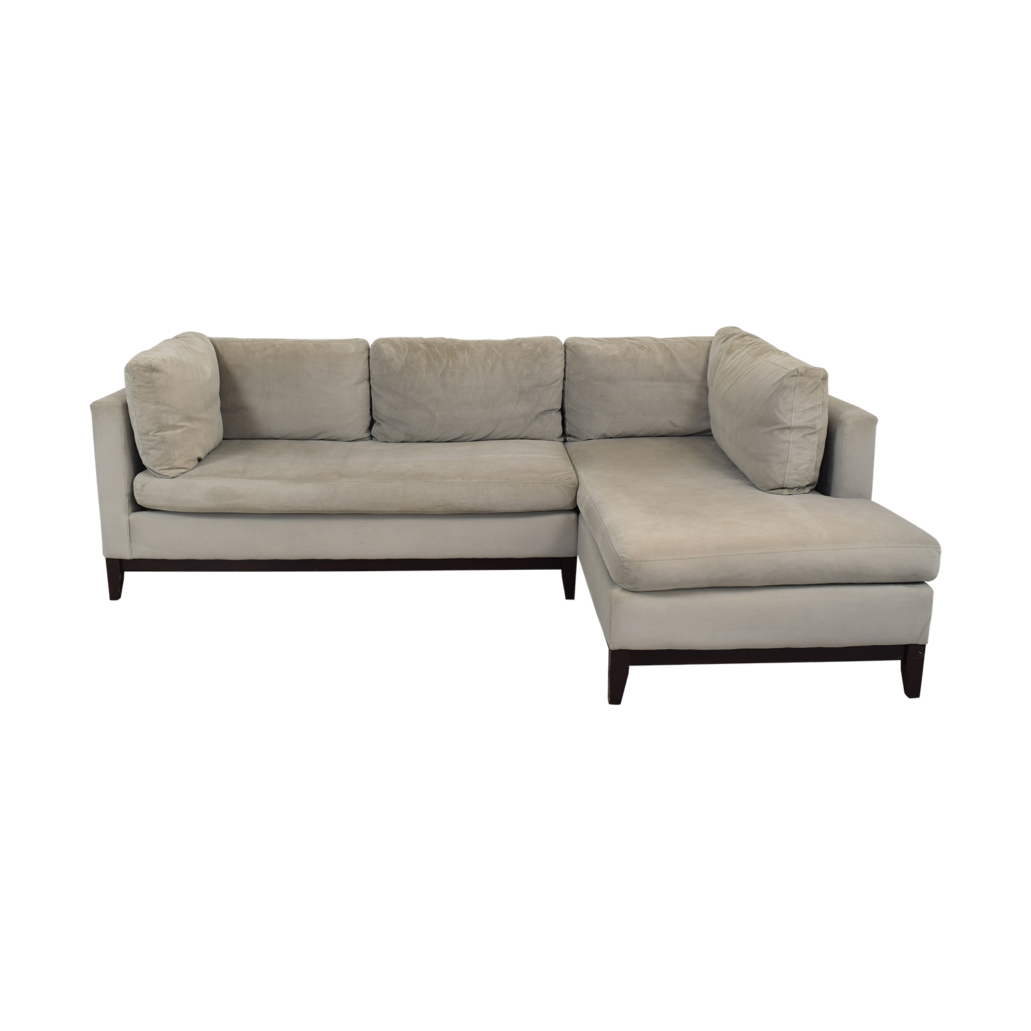 West Elm West Elm Blake Chaise Sectional Sofa Sectionals