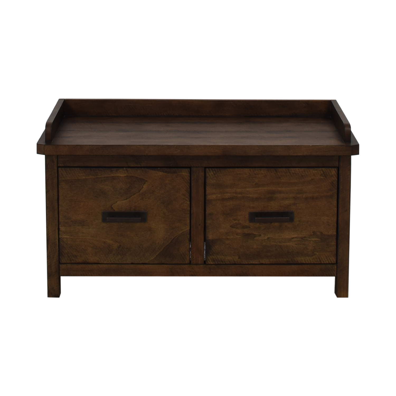Pottery Barn Pottery Barn Matteo Entryway Storage Bench second hand