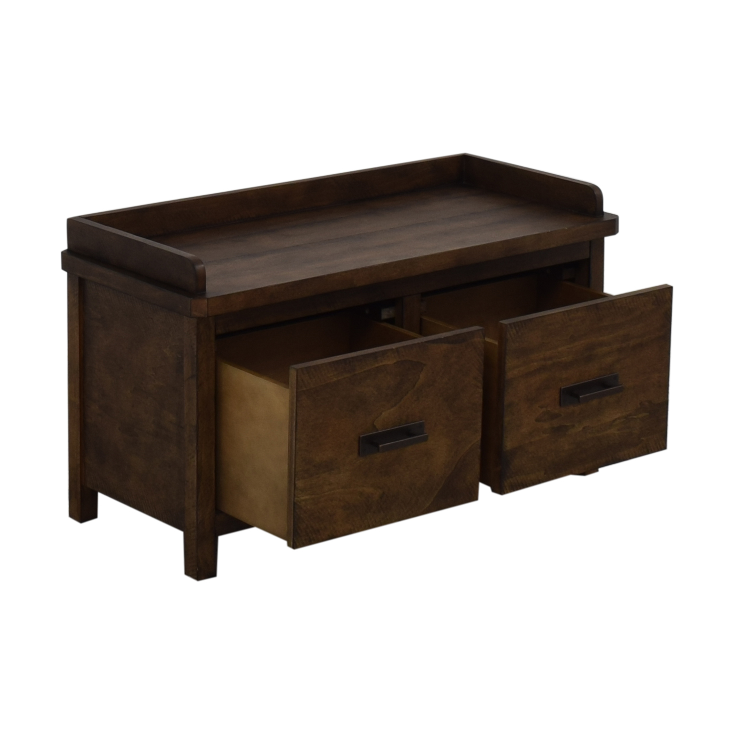 Pottery Barn Pottery Barn Matteo Entryway Storage Bench coupon