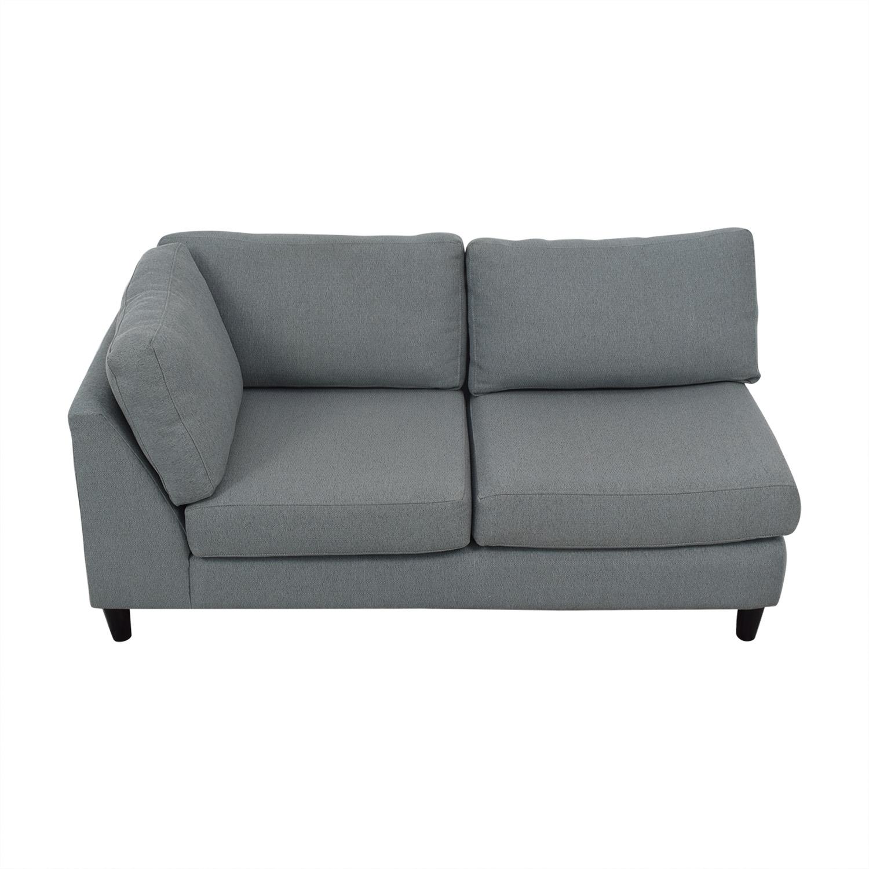 Sofas to Go Sofas to Go Left Arm Chaise  Sofa discount