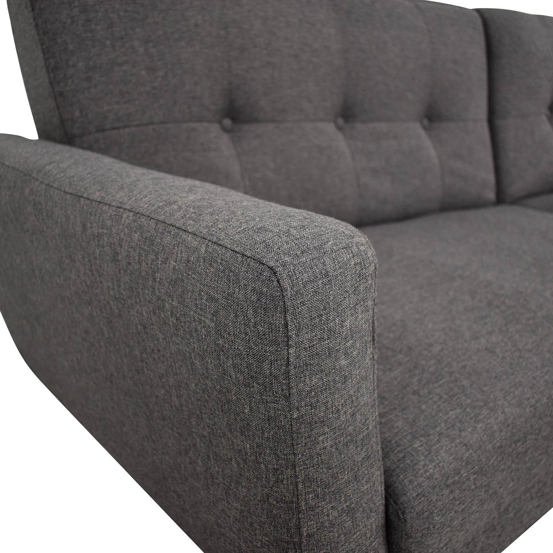Aeon Furniture Aeon Furniture Reclining Mid-Century Sofa coupon