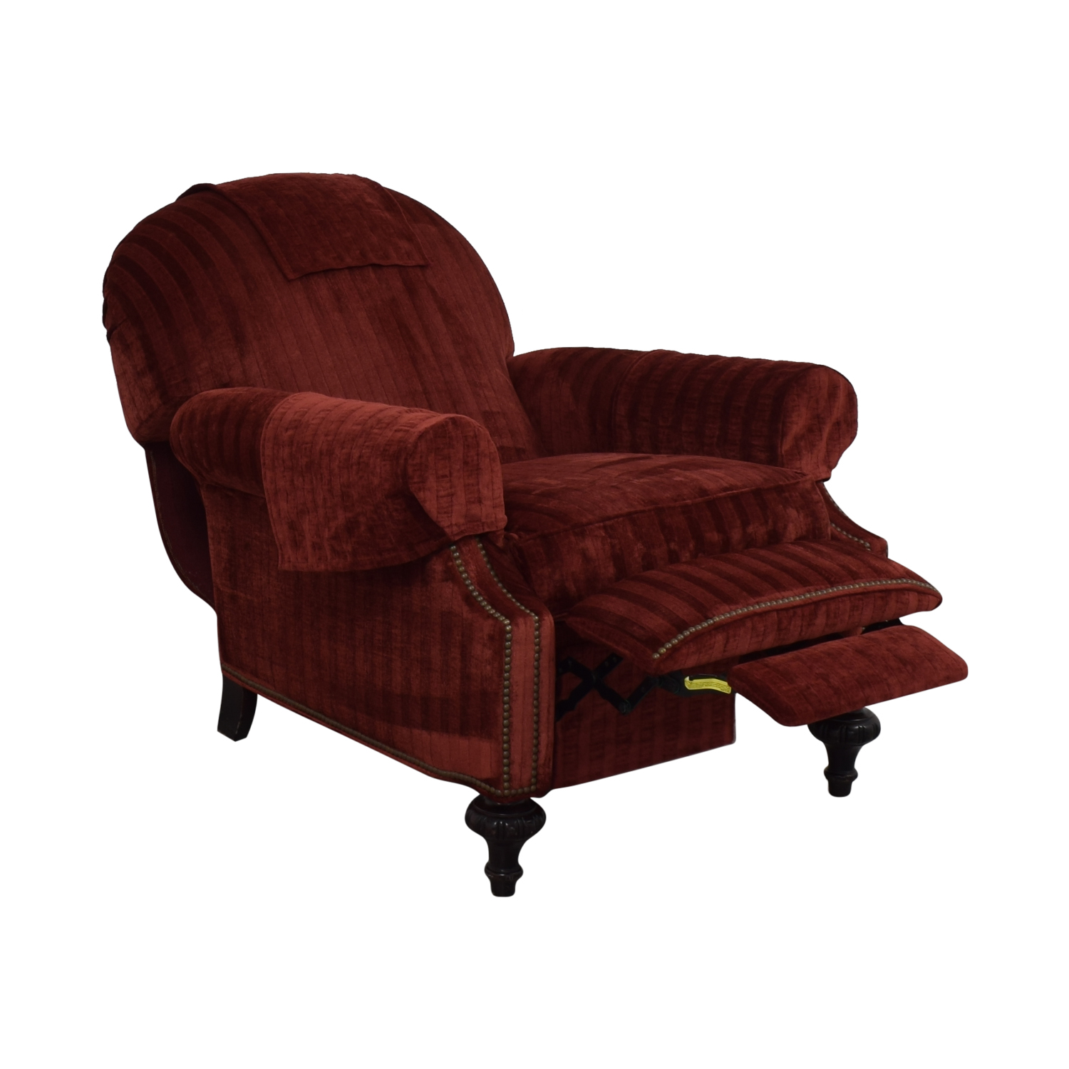 Vanguard Furniture Vanguard Furniture Club Recliner Chair red
