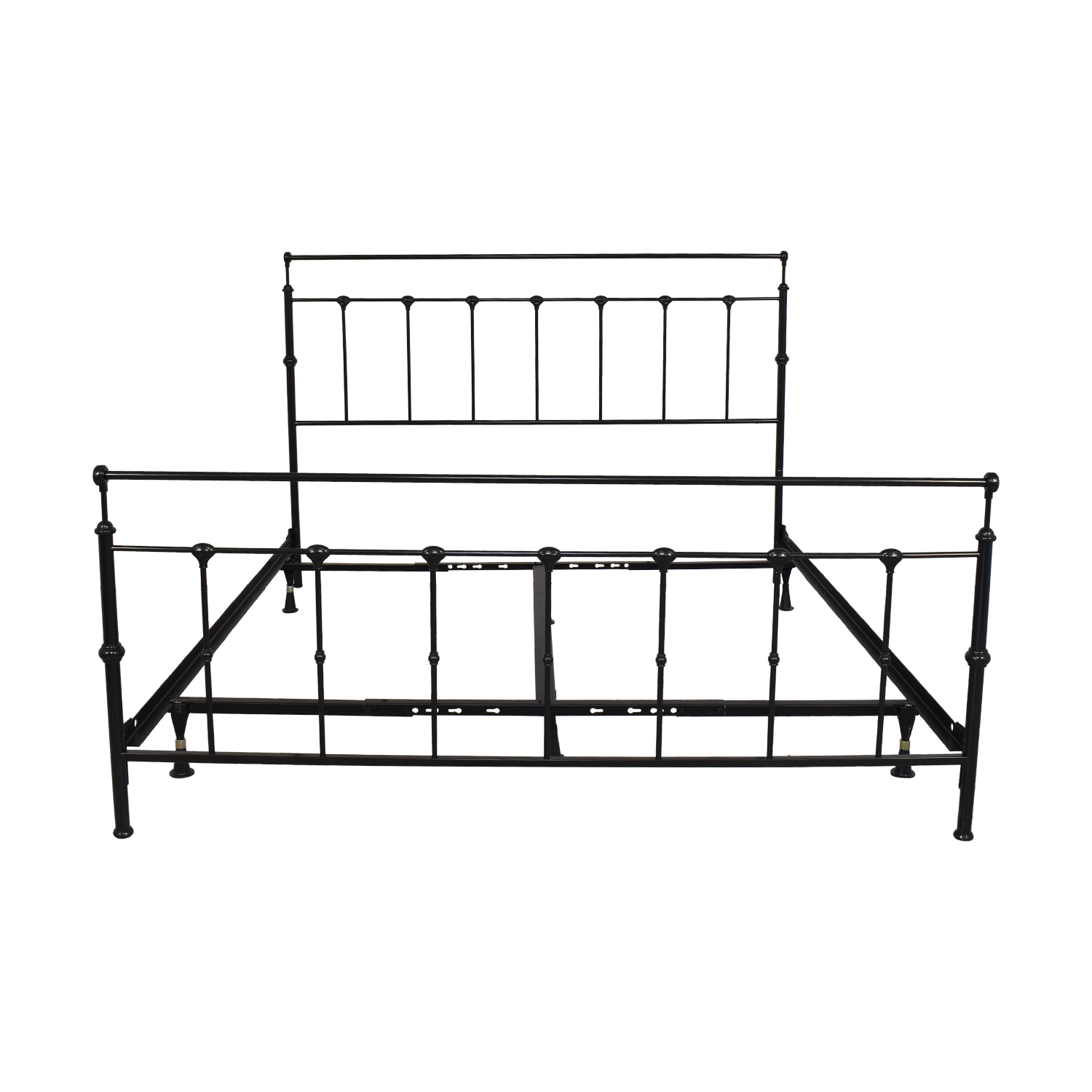 Raymour & Flanigan King Bed / Bed Frames