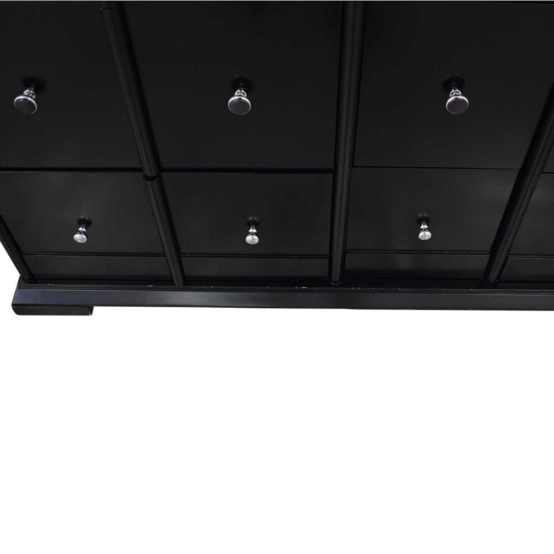 Raymour & Flanigan Dresser with Mirror sale