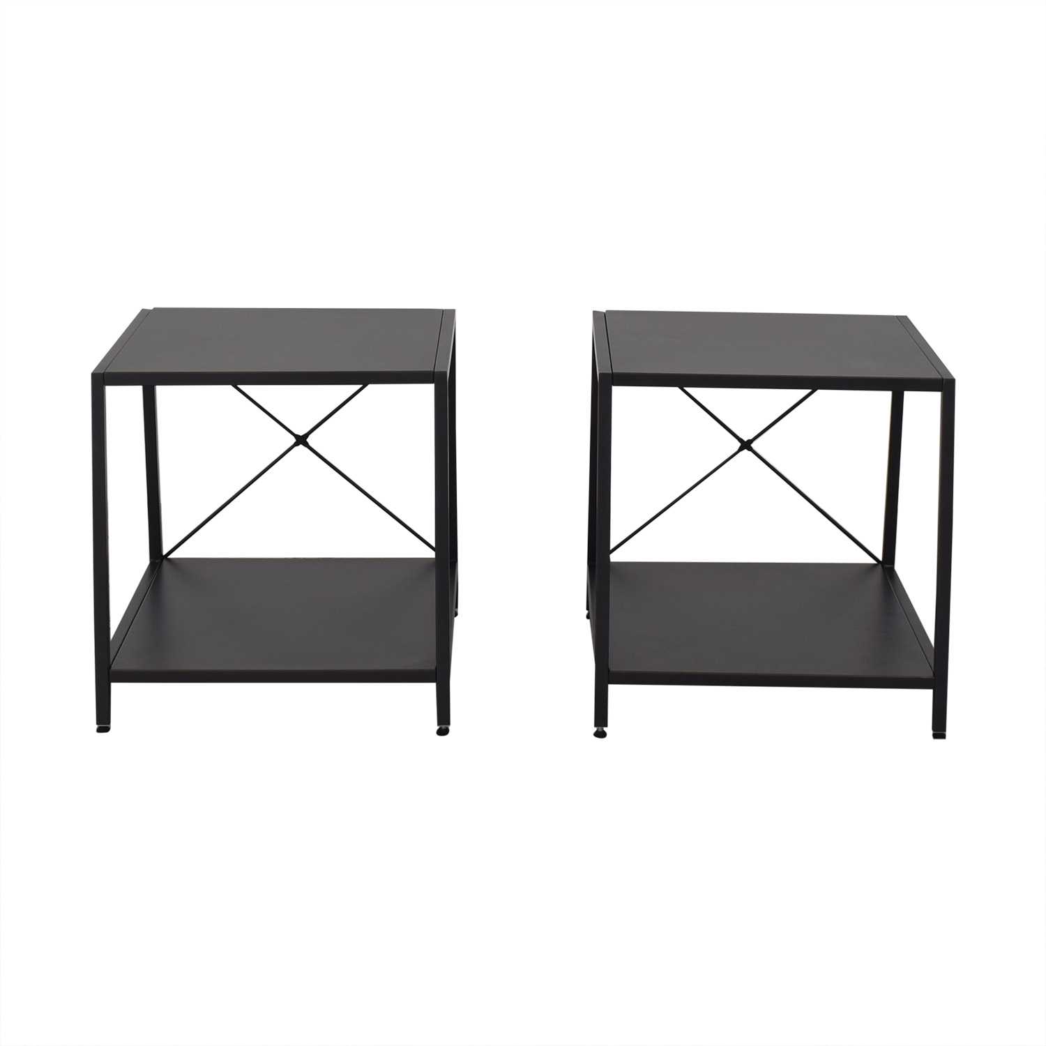 CB2 CB2 Nightstands End Tables