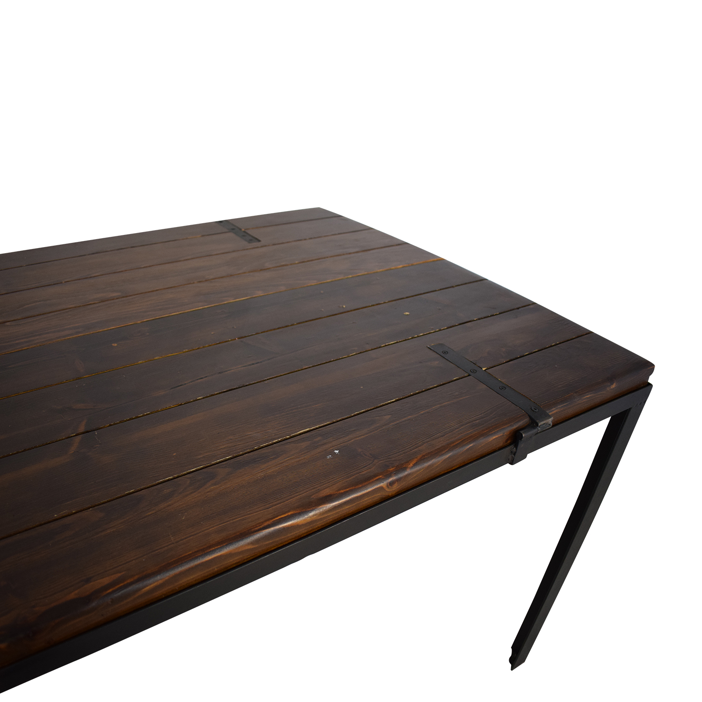 Dot & Bo Dot & Bo Door Top Convertible Dining Table or Desk nj