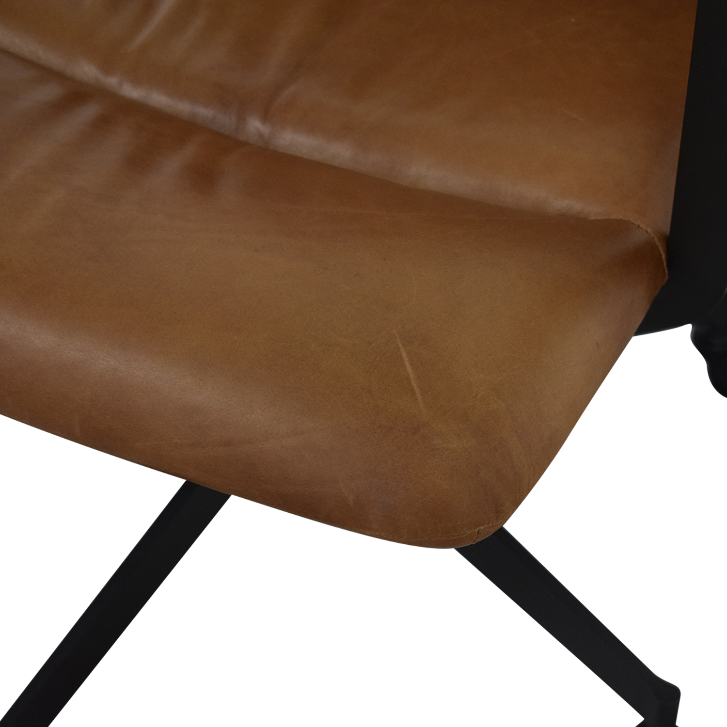 West Elm West Elm Cooper Mid-Century Swivel Office Chair Chairs