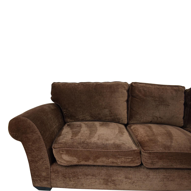 Donghia Donghia Drago Roll Arm Sofa