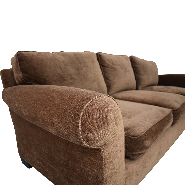 Donghia Donghia Drago Roll Arm Sofa used