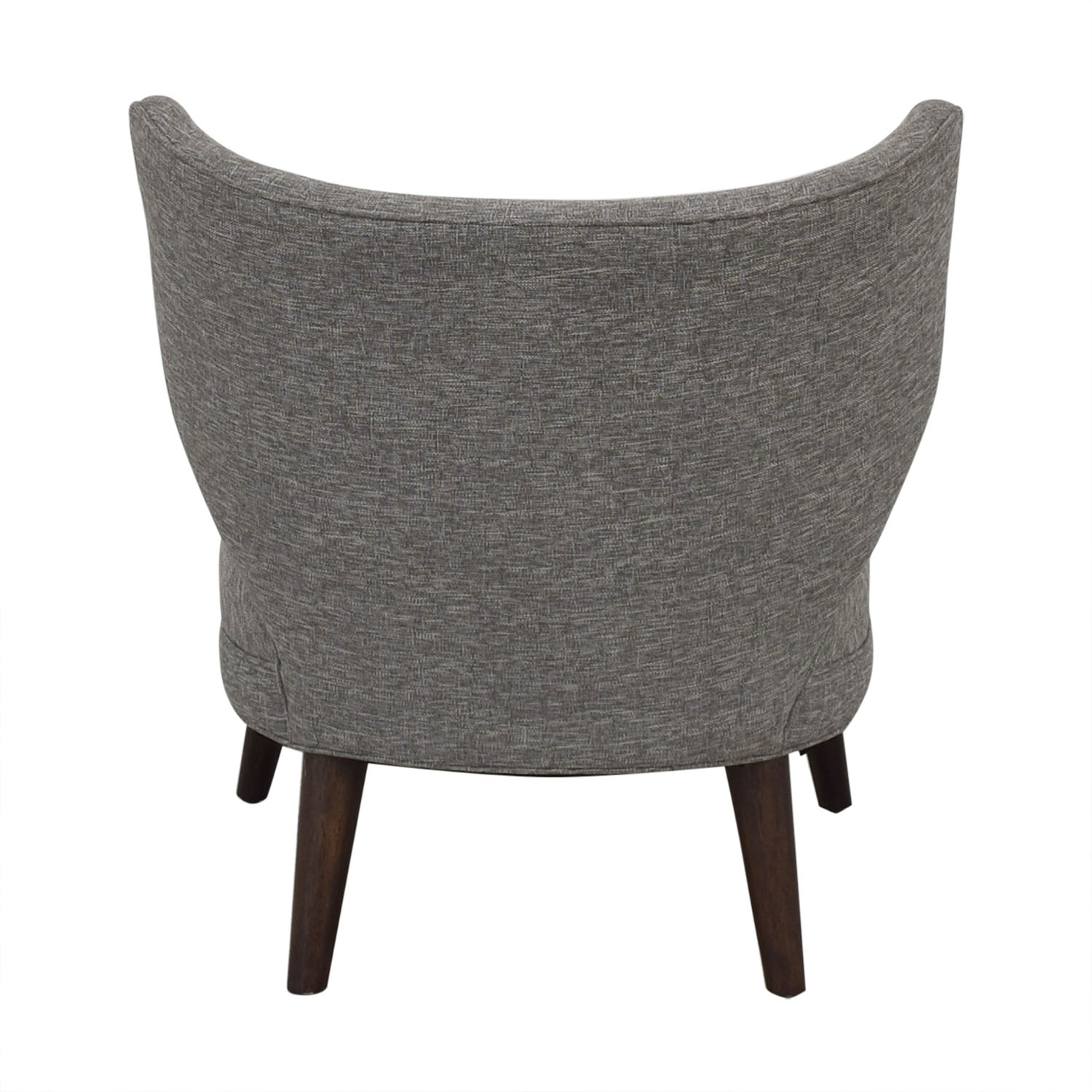 buy West Elm Retro Wing Chair West Elm Accent Chairs