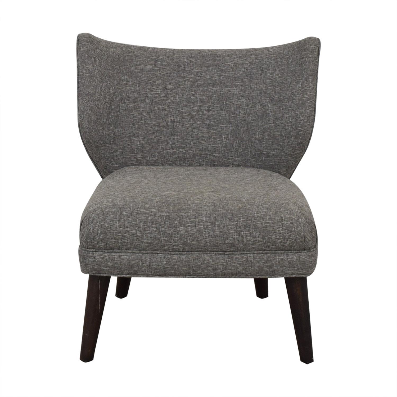 West Elm Retro Wing Chair sale