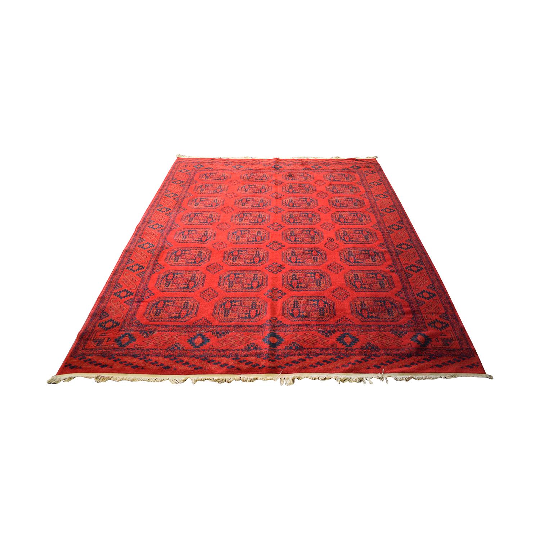 shop Vintage Persian Rug  Rugs