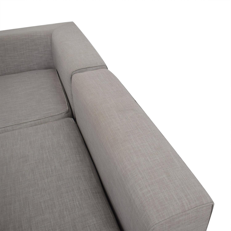 West Elm West Elm Urban Sectional Sofa Sofas
