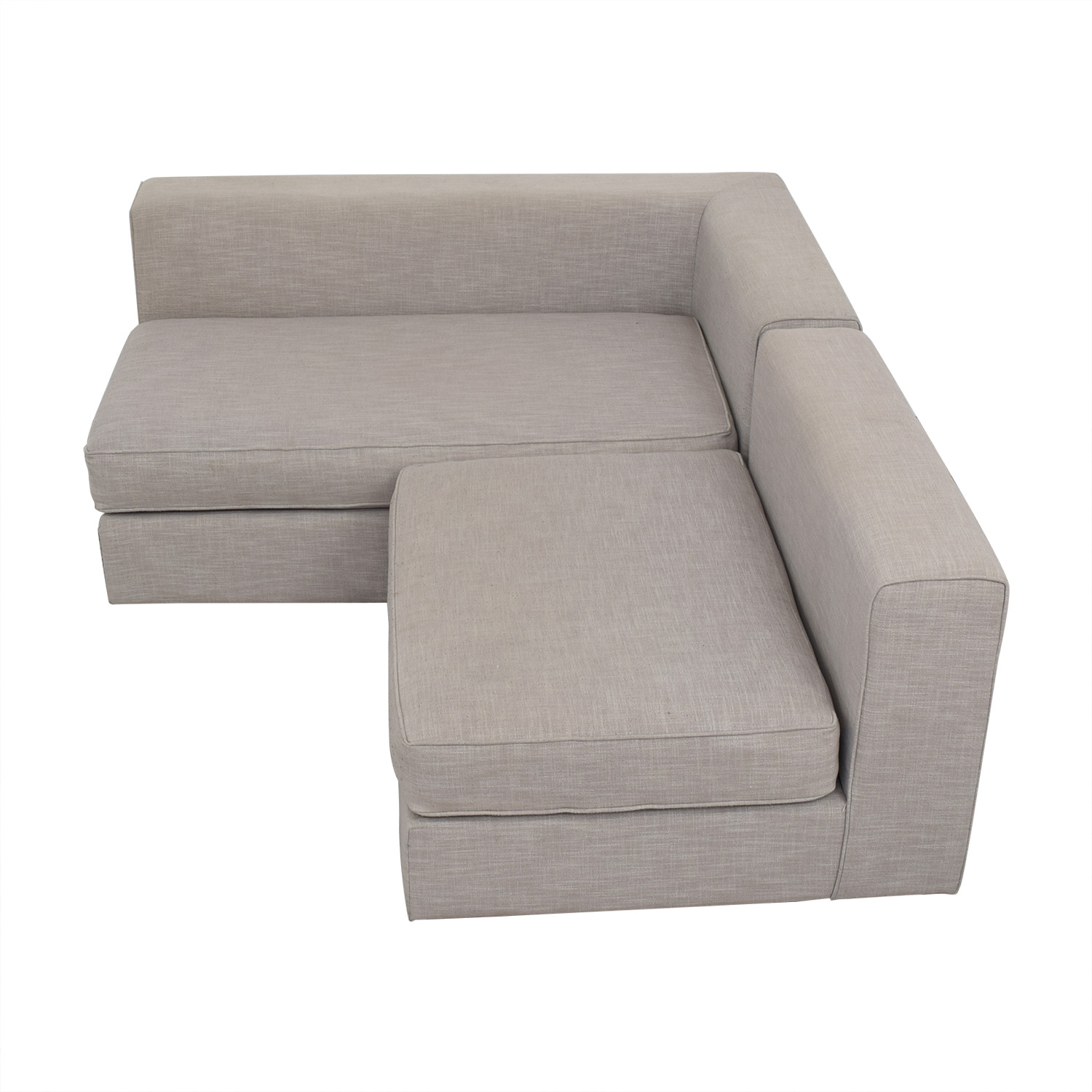 West Elm Urban Sectional Sofa / Sectionals