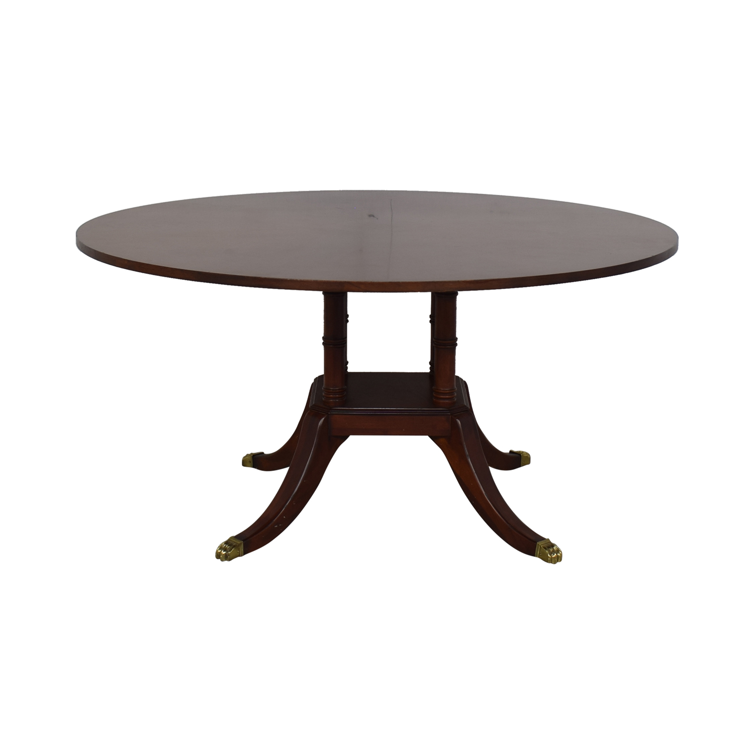 buy Drexel Heritage Round Dining Table Drexel Heritage Tables