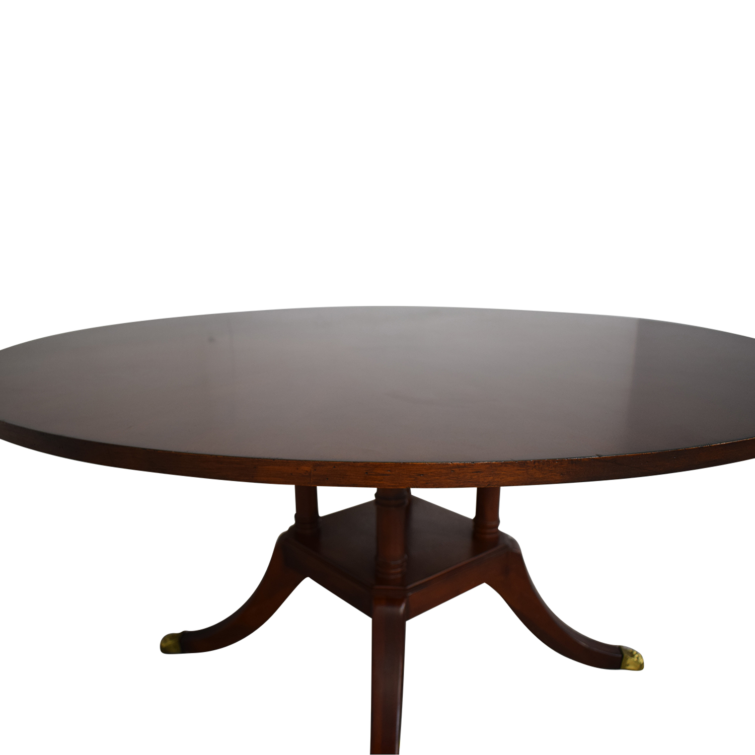 Drexel Heritage Drexel Heritage Round Dining Table second hand