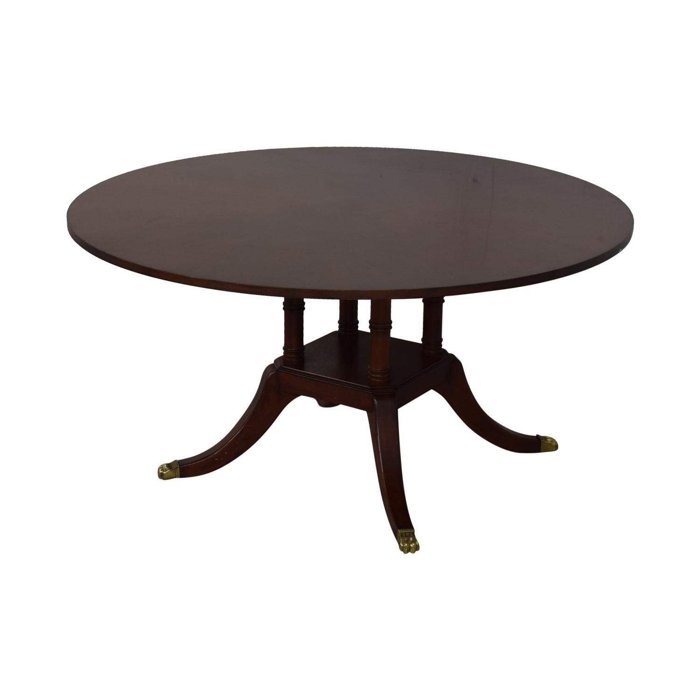 Drexel Heritage Drexel Heritage Round Dining Table nyc