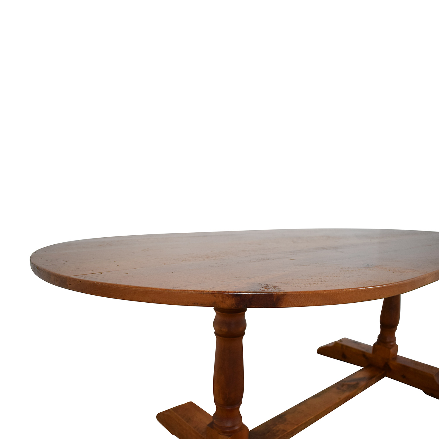 Country Willow County Willow Oval Dining Table price