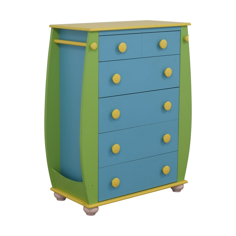 Powell Powell Five Drawer Dresser