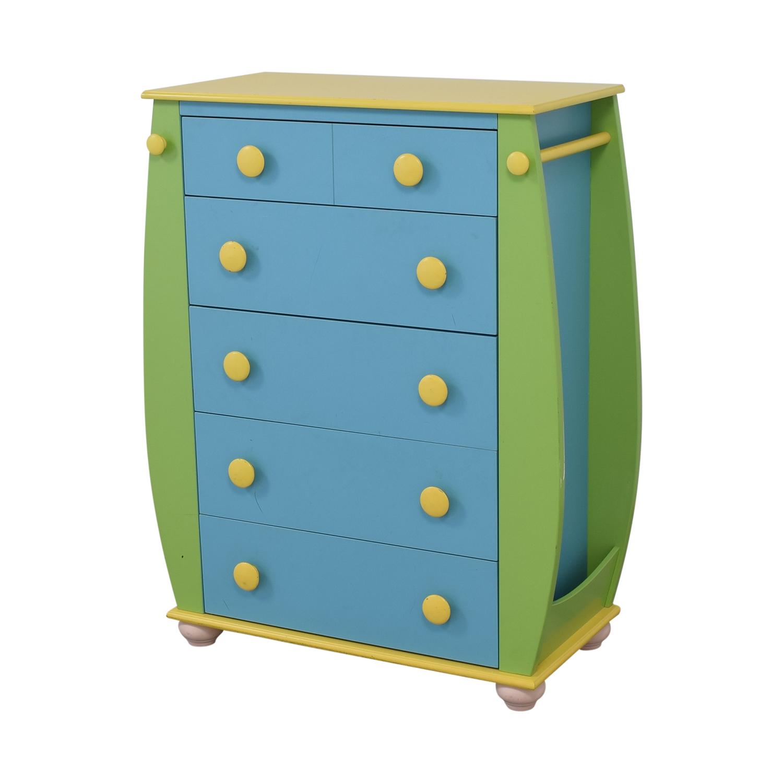buy Powell Five Drawer Dresser Powell Storage