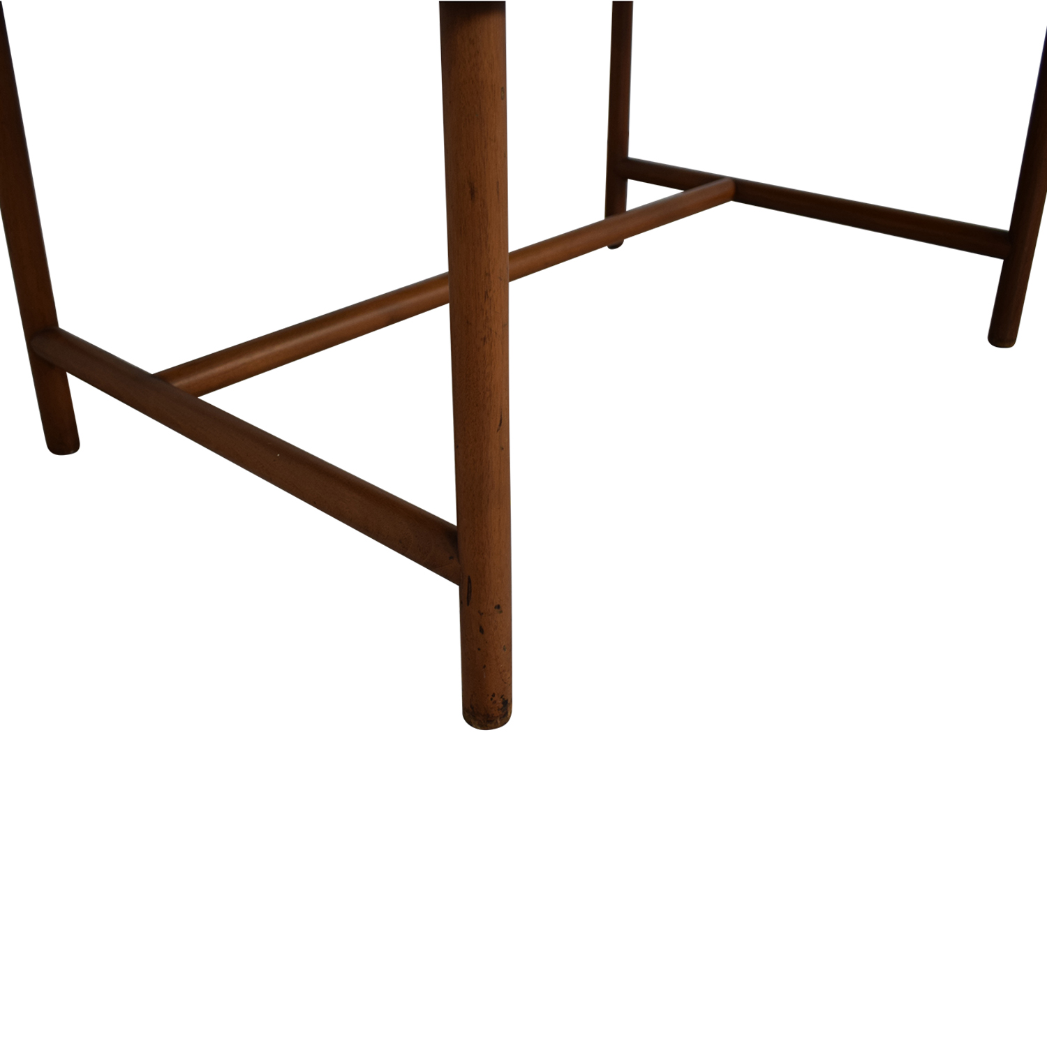 shop Grand Rapids Bookcase and Chair Co Mid-Century Walnut Desk Grand Rapids Bookcase and Chair Co. Home Office Desks