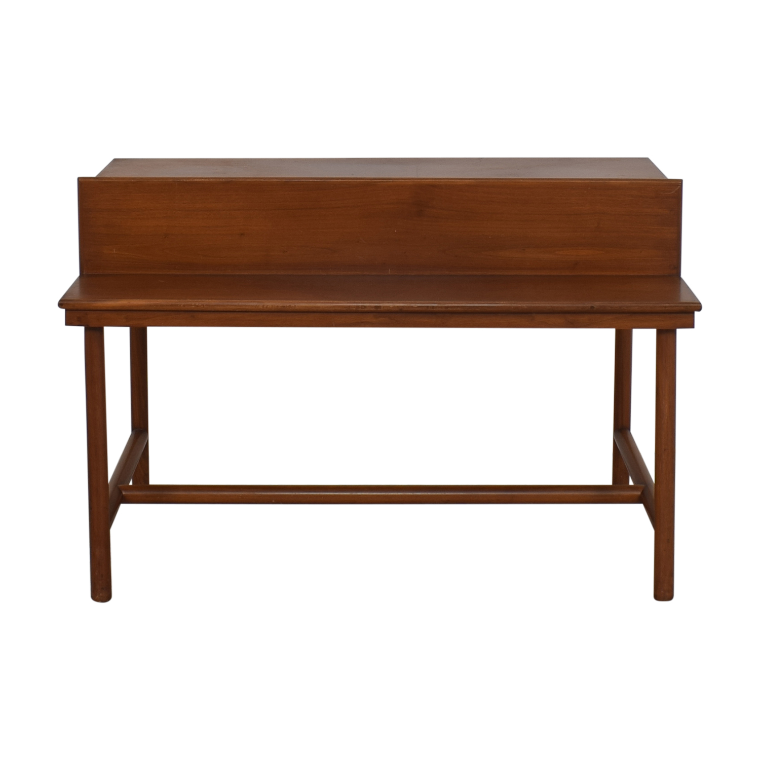 buy Grand Rapids Bookcase and Chair Co. Grand Rapids Bookcase and Chair Co Mid-Century Walnut Desk online