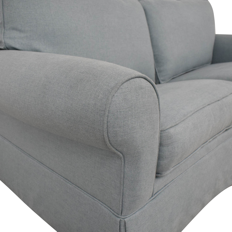 Raymour & Flanigan Raymour & Flanigan Lundie Full Sleeper Sofa coupon