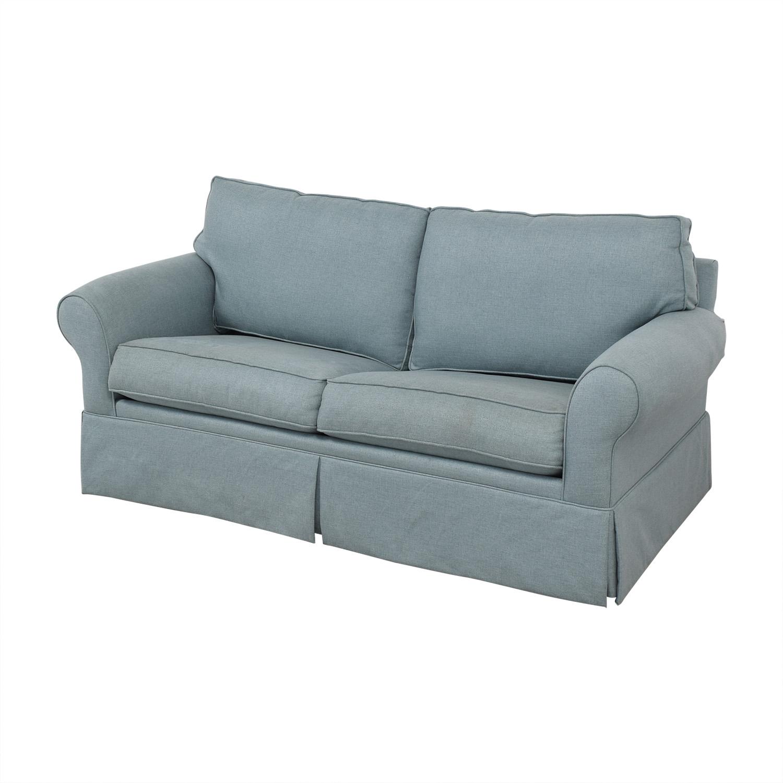Raymour & Flanigan Raymour & Flanigan Lundie Full Sleeper Sofa nyc