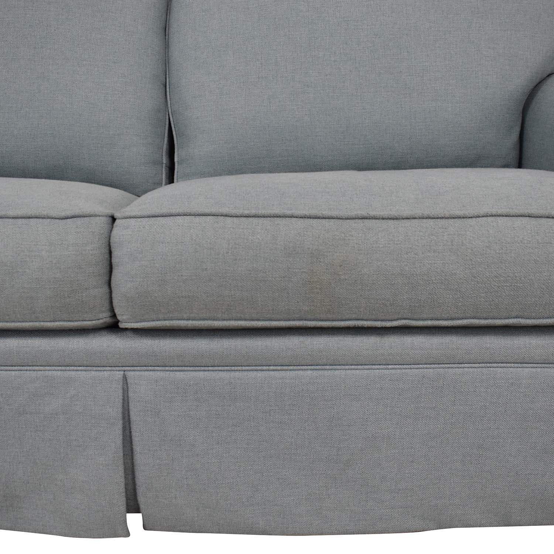 Raymour & Flanigan Raymour & Flanigan Lundie Full Sleeper Sofa on sale