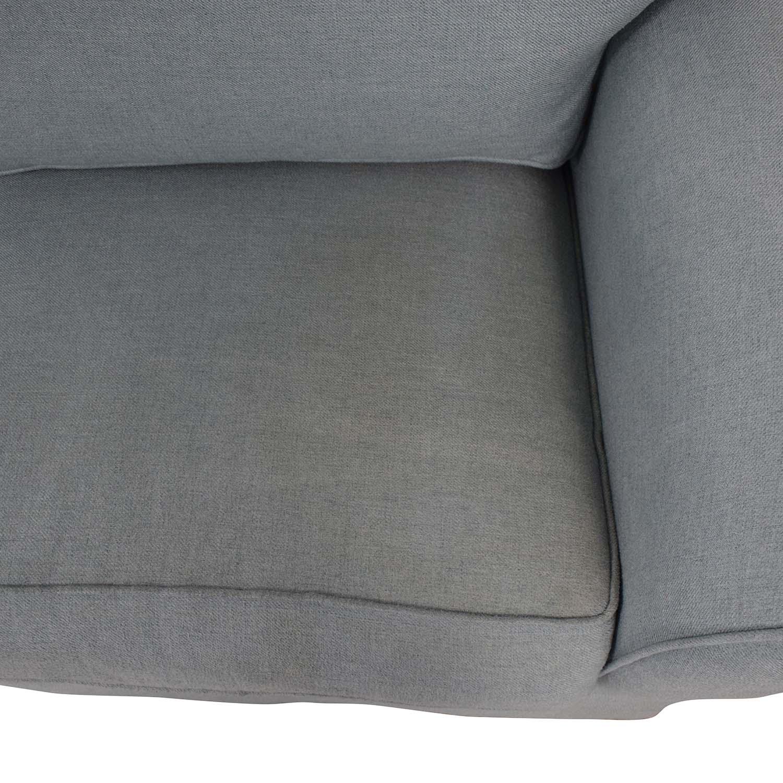 Raymour & Flanigan Raymour & Flanigan Lundie Full Sleeper Sofa discount