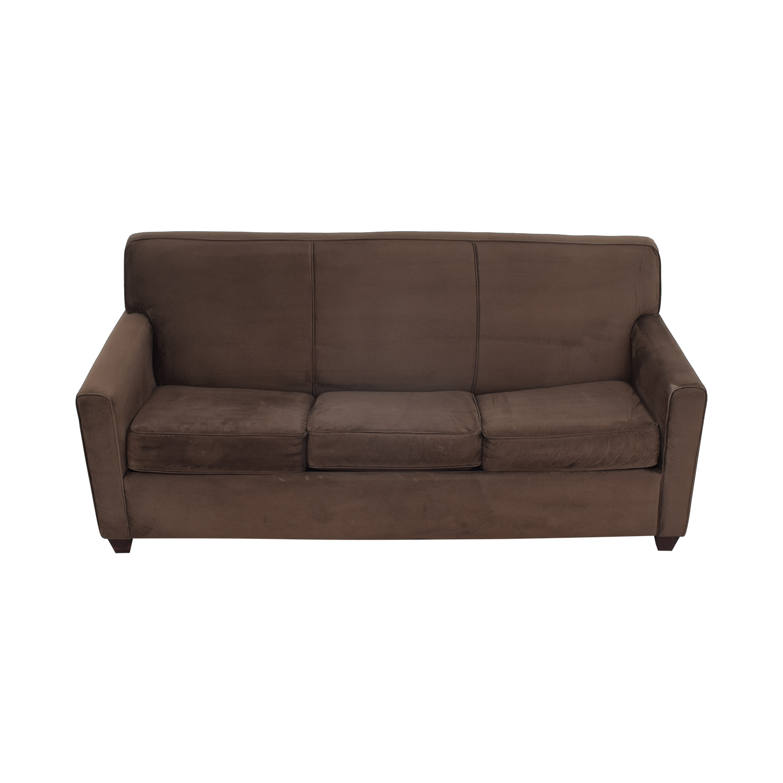 Raymour & Flanigan Raymour & Flanigan Queen Sleeper Sofa Sofas