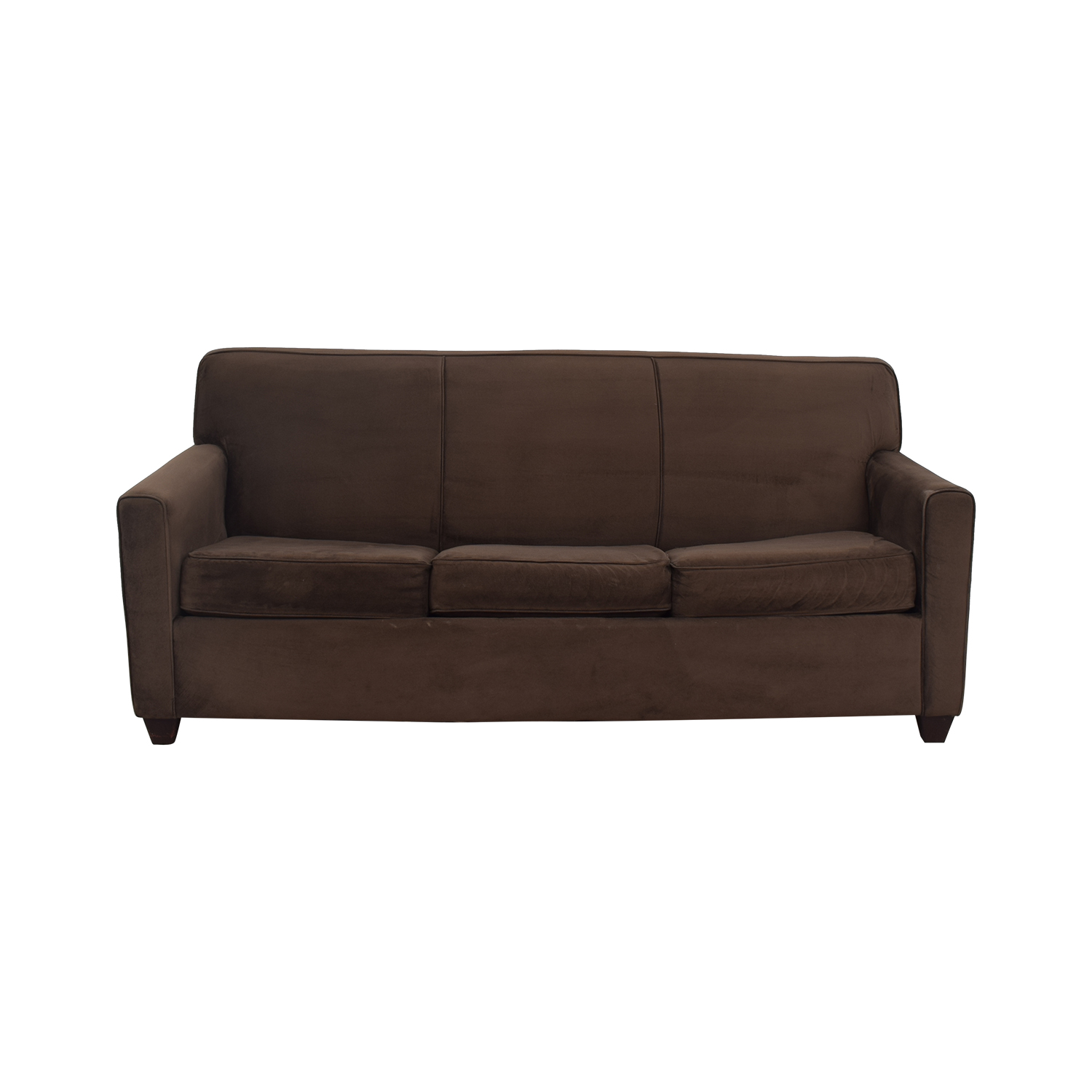 Raymour & Flanigan Raymour & Flanigan Queen Sleeper Sofa dimensions