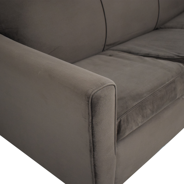 buy Raymour & Flanigan Queen Sleeper Sofa Raymour & Flanigan Sofas