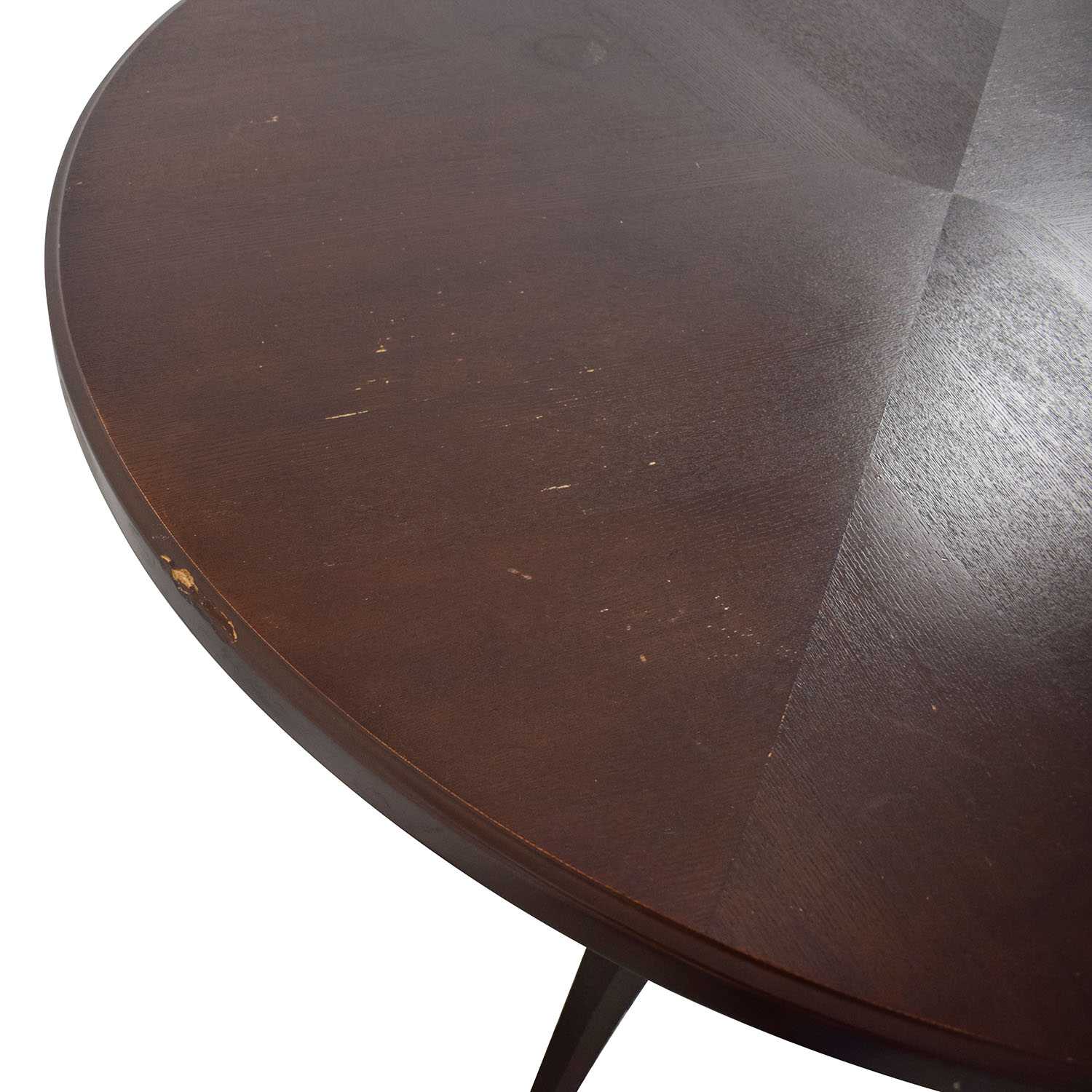 Crate & Barrel Crate & Barrel Round Dining Table second hand