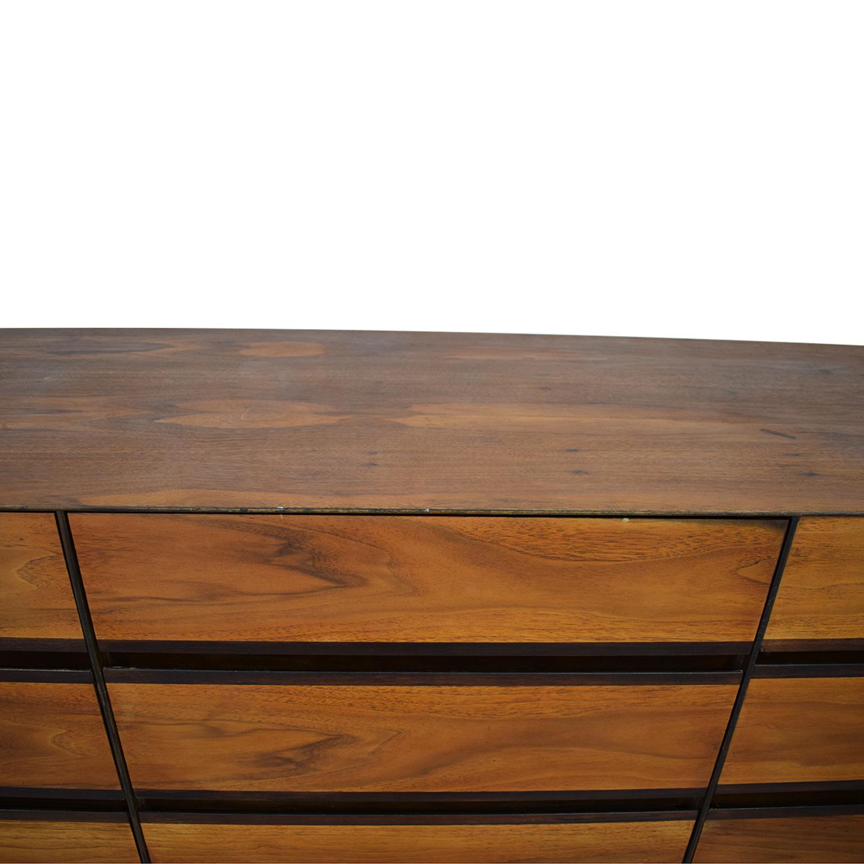 Stanley Furniture Stanley Furniture Royal American Mid Century Dresser dimensions
