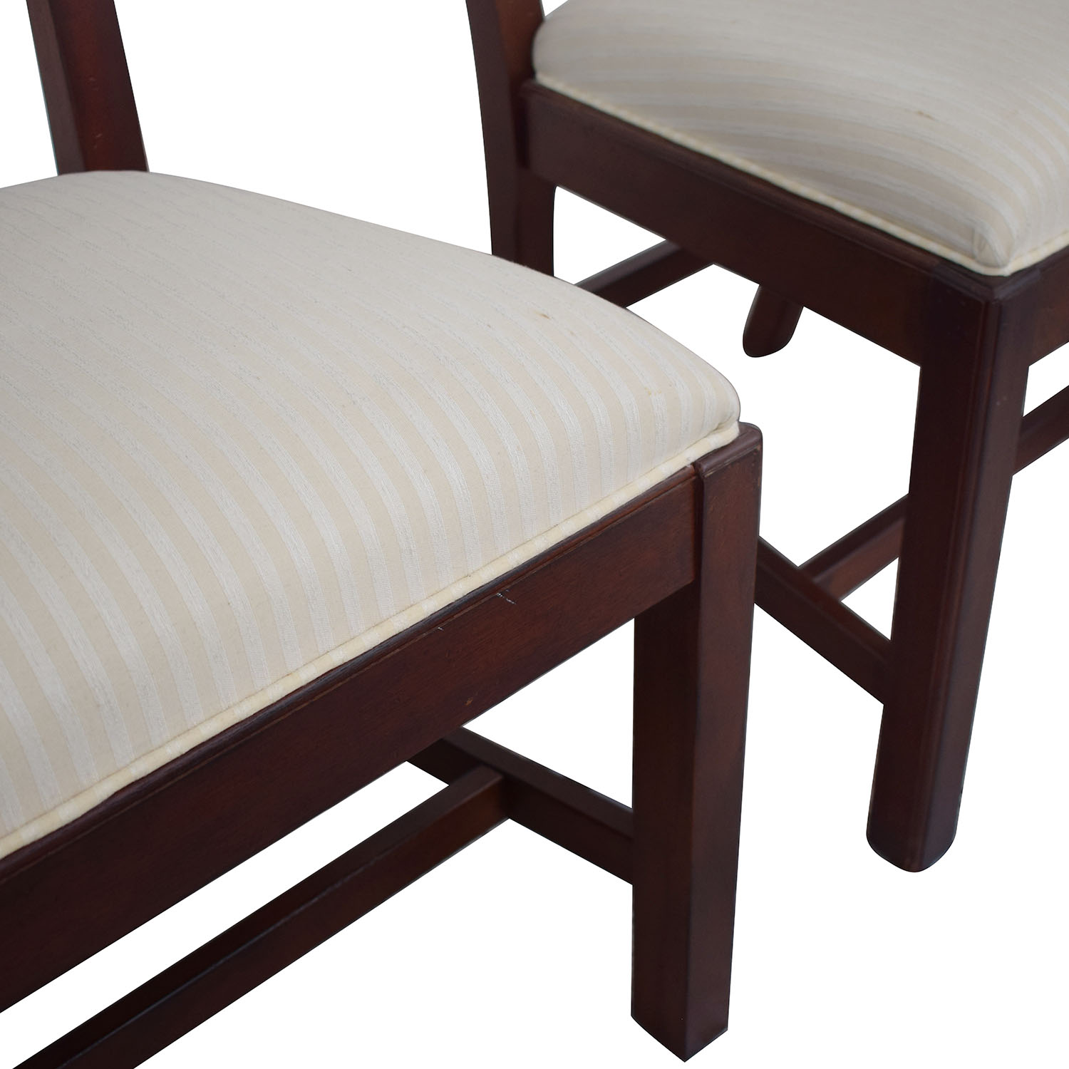 Drexel Heritage Upholstered Dining Chairs / Chairs