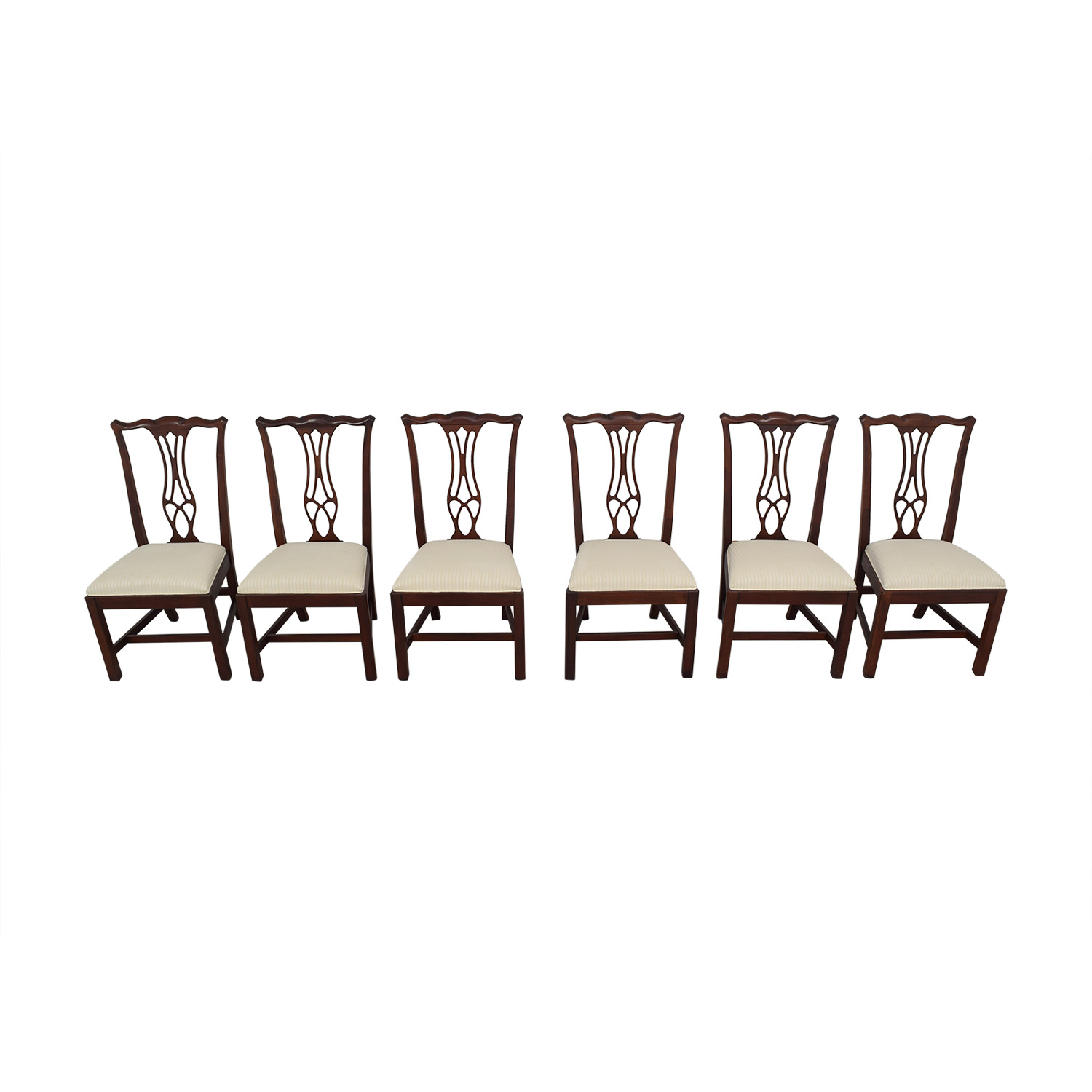 Drexel Heritage Drexel Heritage Upholstered Dining Chairs Dining Chairs
