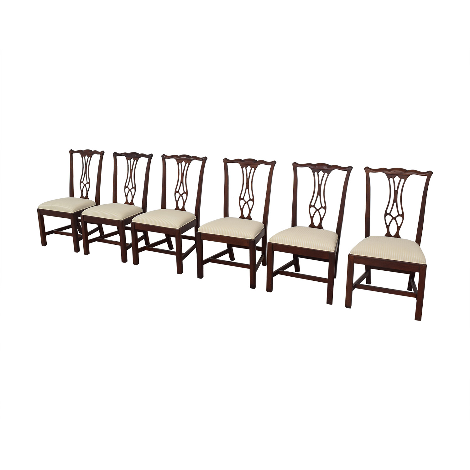 shop Drexel Heritage Upholstered Dining Chairs Drexel Heritage