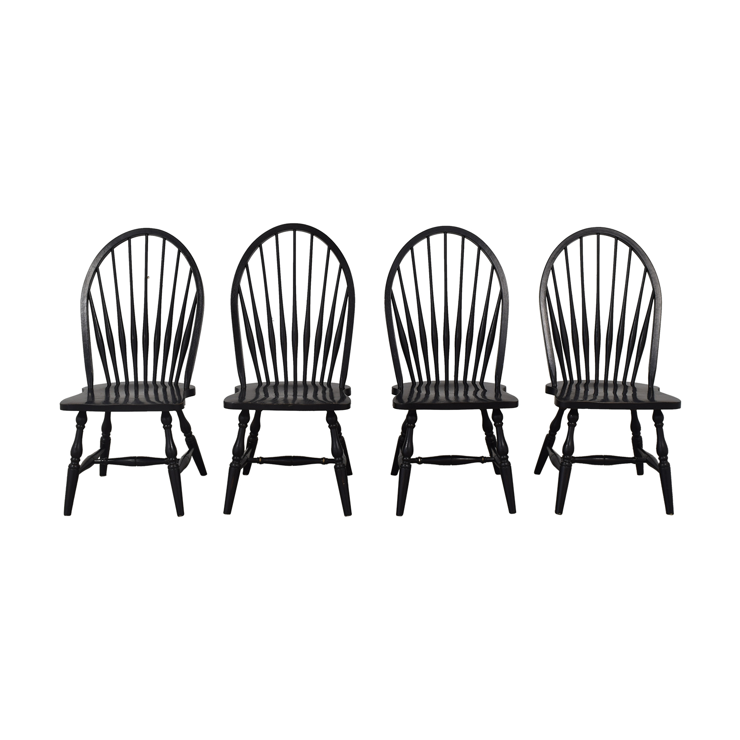 Country Willow Country Willow Windsor Dining Chairs nj