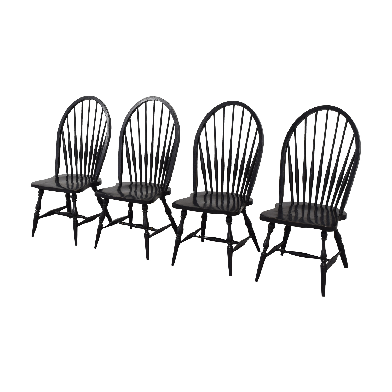 Country Willow Country Willow Windsor Dining Chairs