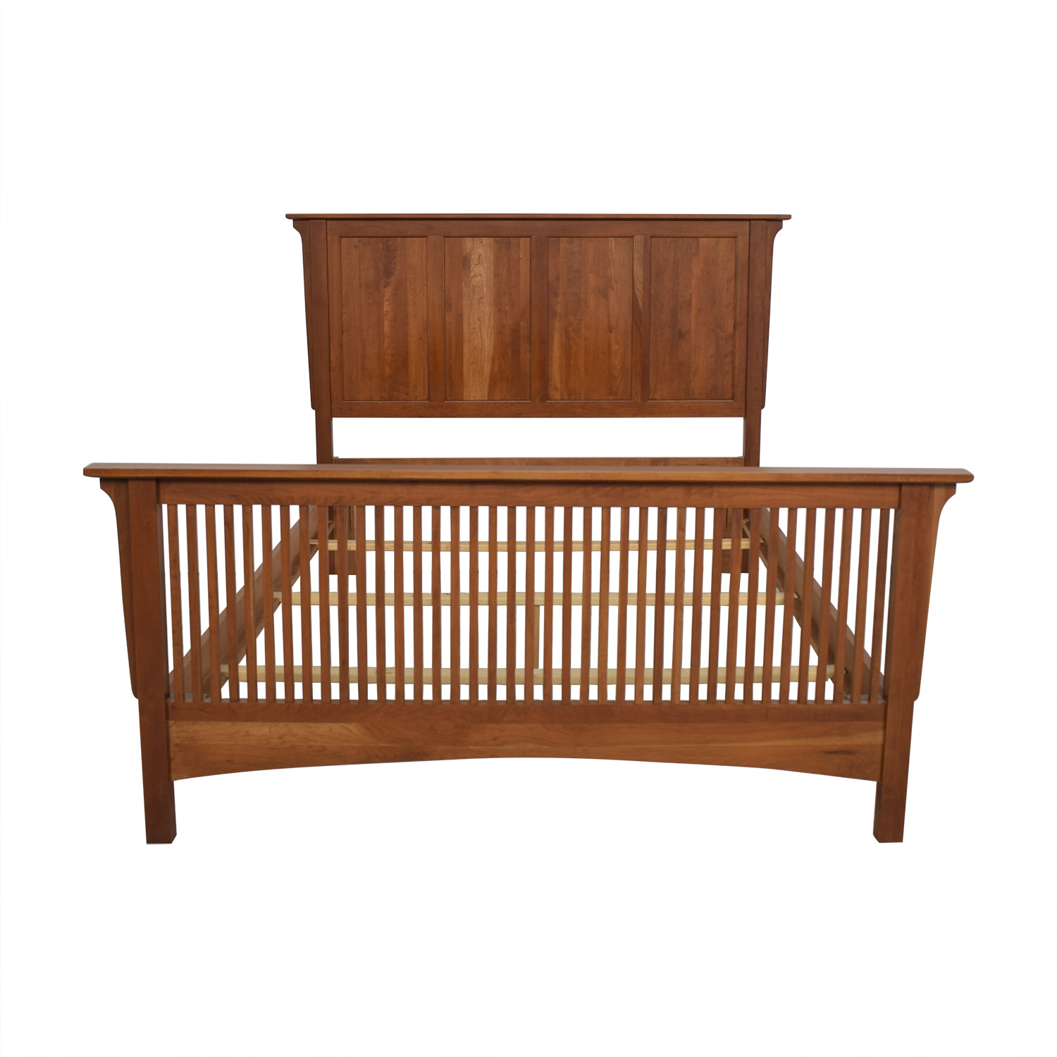 shop Queen Bed Frame with Headboard and Footboard  Beds