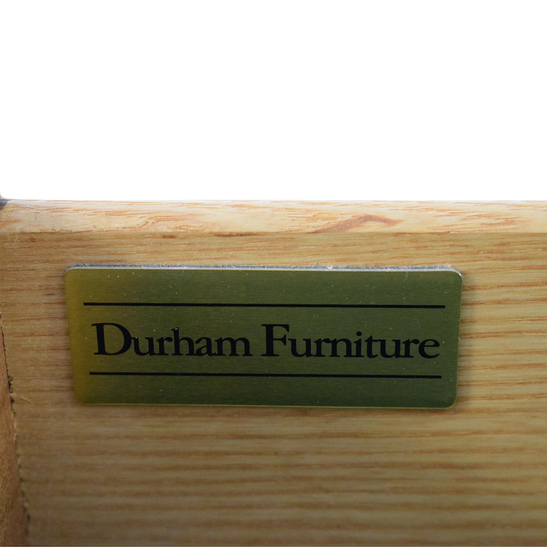 buy Durham Furniture Cabinet Dresser with Mirror Durham Furniture