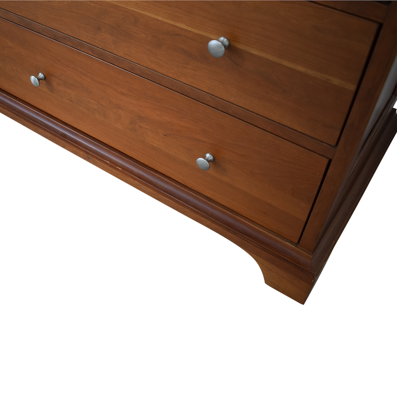 Durham Furniture Cabinet Dresser with Mirror Durham Furniture