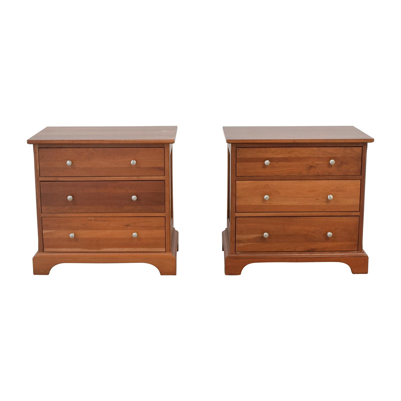 Durham Furniture Durham Furniture Three Drawer Night Stands discount