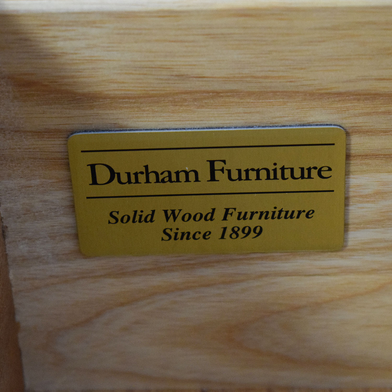 buy Durham Furniture Three Drawer Night Stands Durham Furniture End Tables