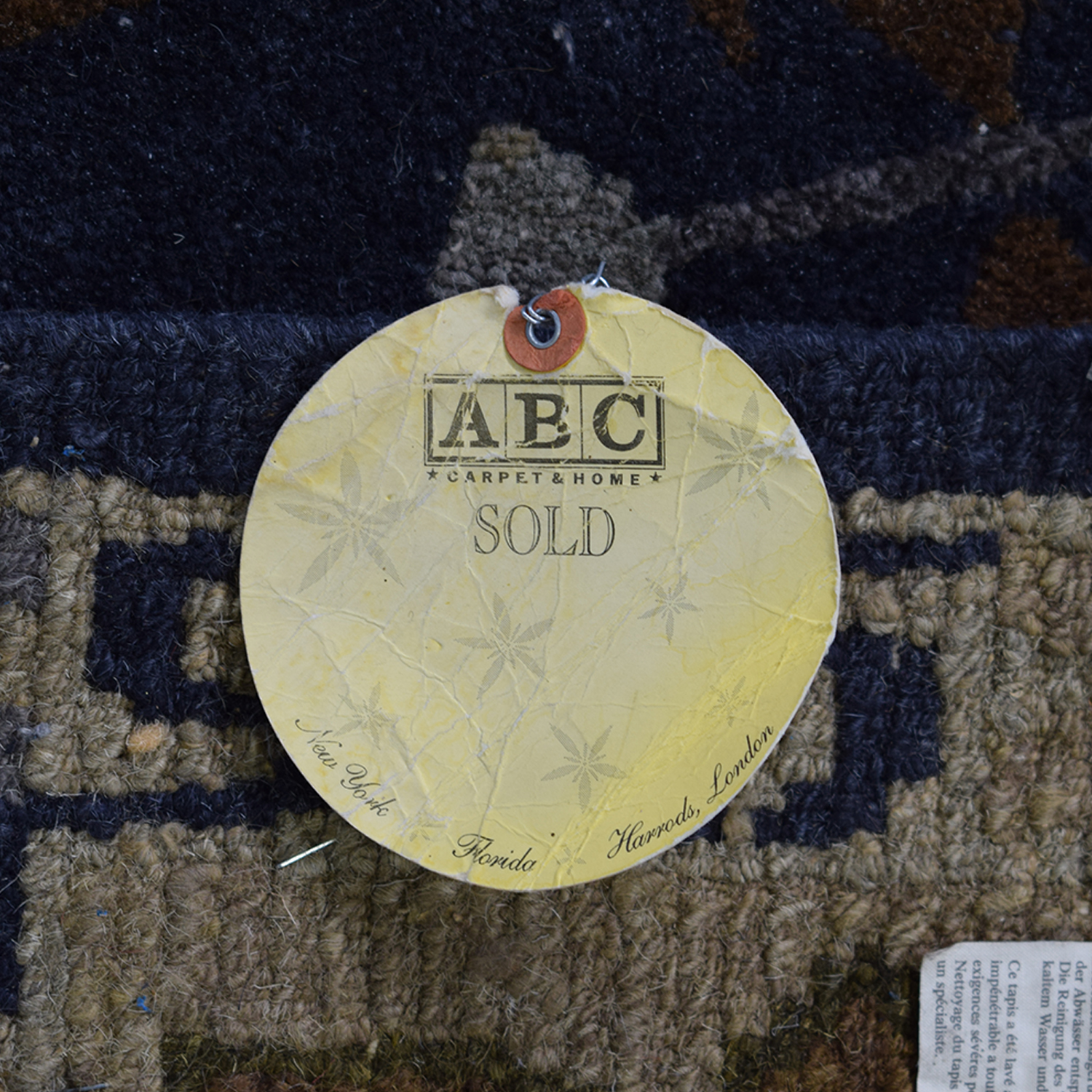 ABC Carpet & Home ABC Carpet & Home Rug used
