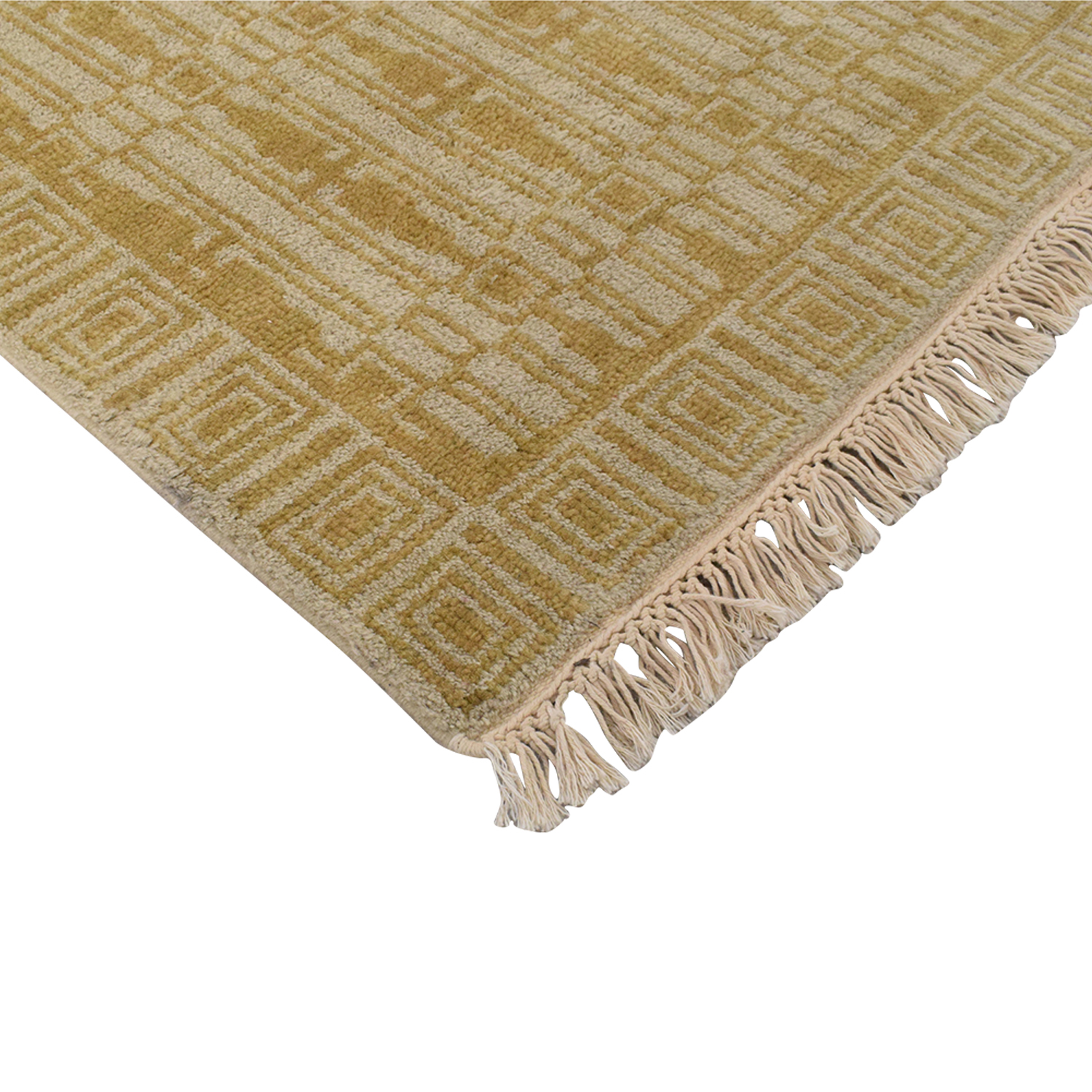 Room & Board Room & Board Tulum Hand Knotted Rug dimensions