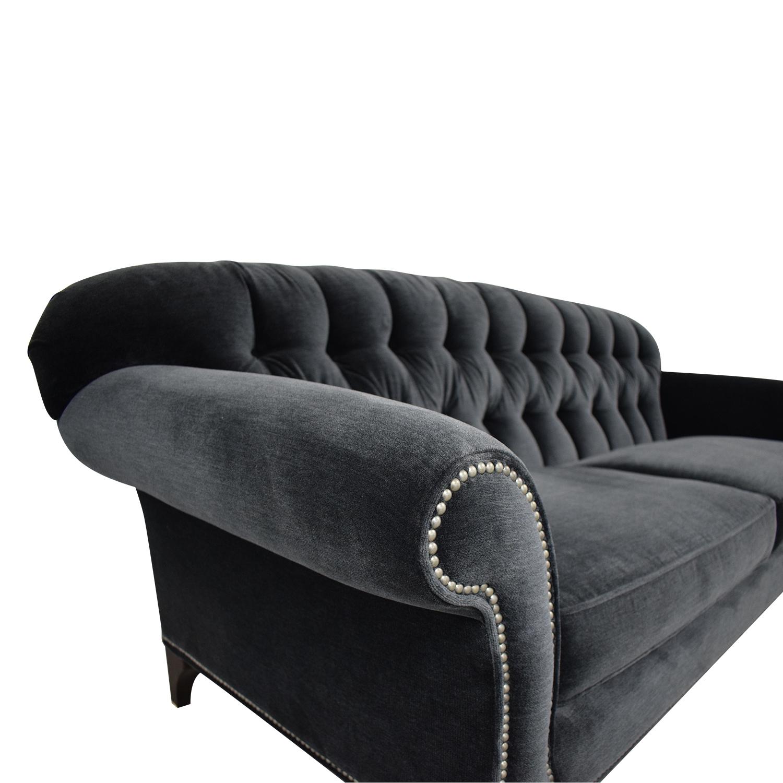 buy Arhaus Two Cushion Sofa Arhaus Sofas