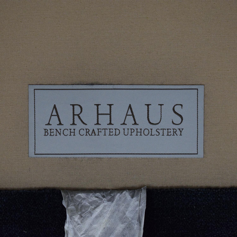 Arhaus Two Cushion Sofa / Sofas